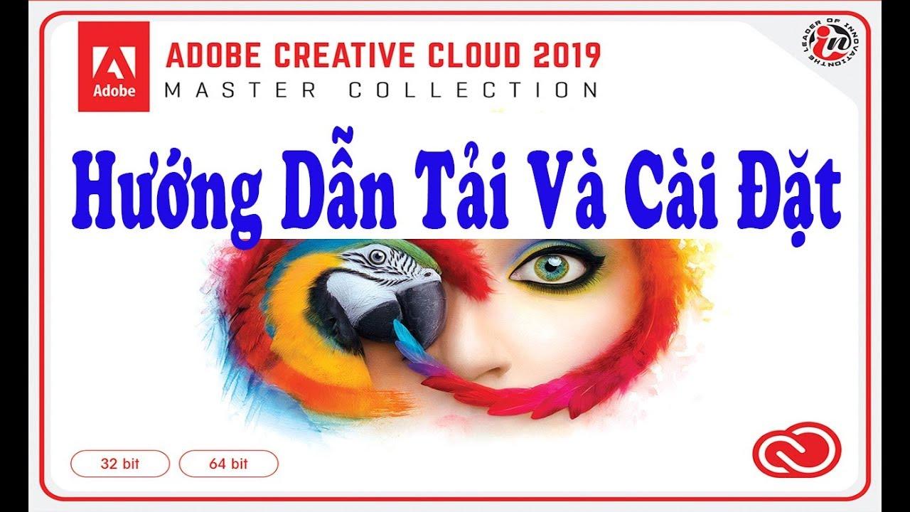 Adobe Creative Cloud – Hướng dẫn tài và cài đặt ứng dụng trên adobe