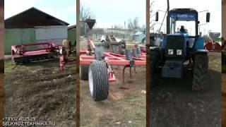 Бу сельхозтехника, трактора, комбайны, сеялки, плуги, культиваторы SELKHOZTEKHNIKA.RU