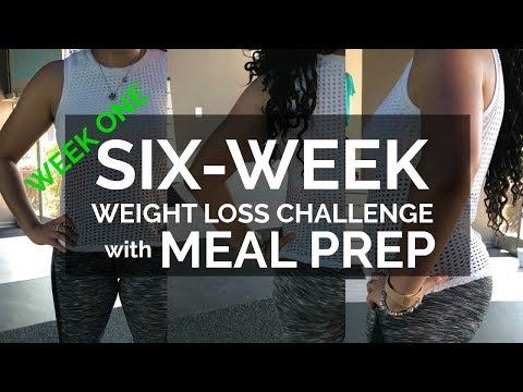 Six Week Weight-Loss Challenge | Wk 1:6 | Meal Prep | Rockbox