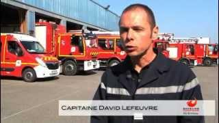 SDIS 35 / Conseils de prévention incendie par les sapeurs-pompiers d'Ille-et-Vilaine