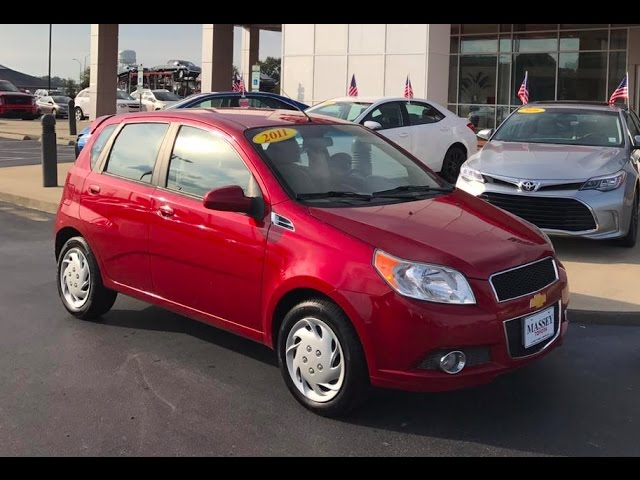 2011 Chevrolet Aveo5 2lt Full Tour Start Up At Massey Toyota
