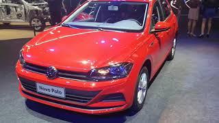 lan amento volkswagen 2018. Novo VW Polo 2018 Lanamento Preos Detalhes Wwwcarblog Lan Amento Volkswagen U