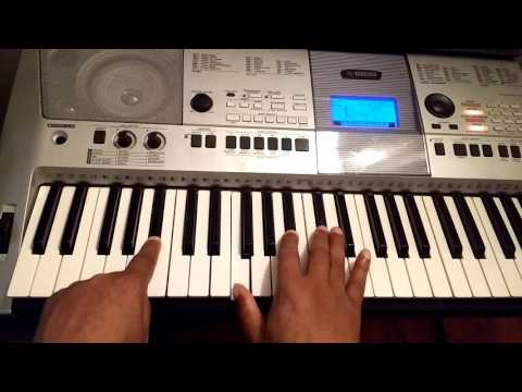 How to play Revelations 19v1(Hallelujah, Salvation & Glory)-Stephen Hurd on piano