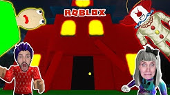 Roblox: ENTKOMME AUS GEISTERHAUS! KAAN + NINA GEFANGEN BEI BALDI & SEINEN FREUNDEN! Obby Deutsch