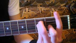Макс Корж - Эндорфин видео урок на гитаре