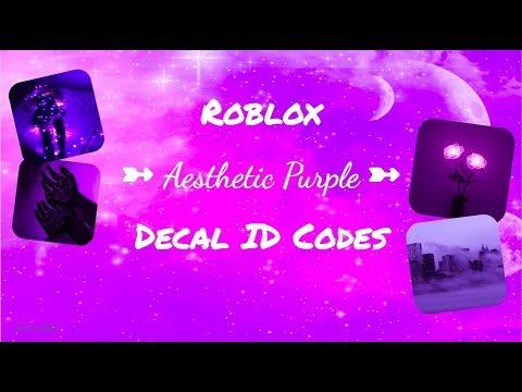 Roblox Welcome To Bloxburg Aesthetic Purple Id Codes Youtube