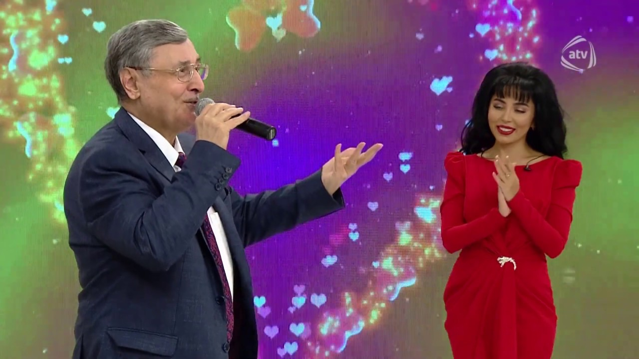 Şamo İsayev - Alagöz Balam (Nanəli)