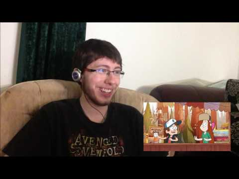 "Gravity Falls Season 1 Episode 9 ""The Time Traveler's Pig"" Blind Reaction"