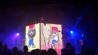 """UNCOMFORTABLE TOUR """"ANDY MINEO"""" (3)"""