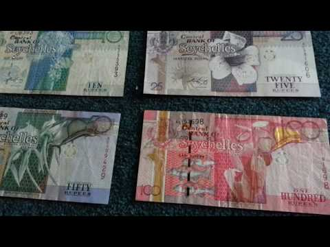 Currency Special part 18: Seychelles Rupees/ Seychellen Rupi