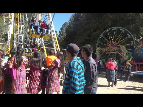 Feria  2017 Palestina De Los Altos  Primer Viernes 3 marzo Quetzaltenango