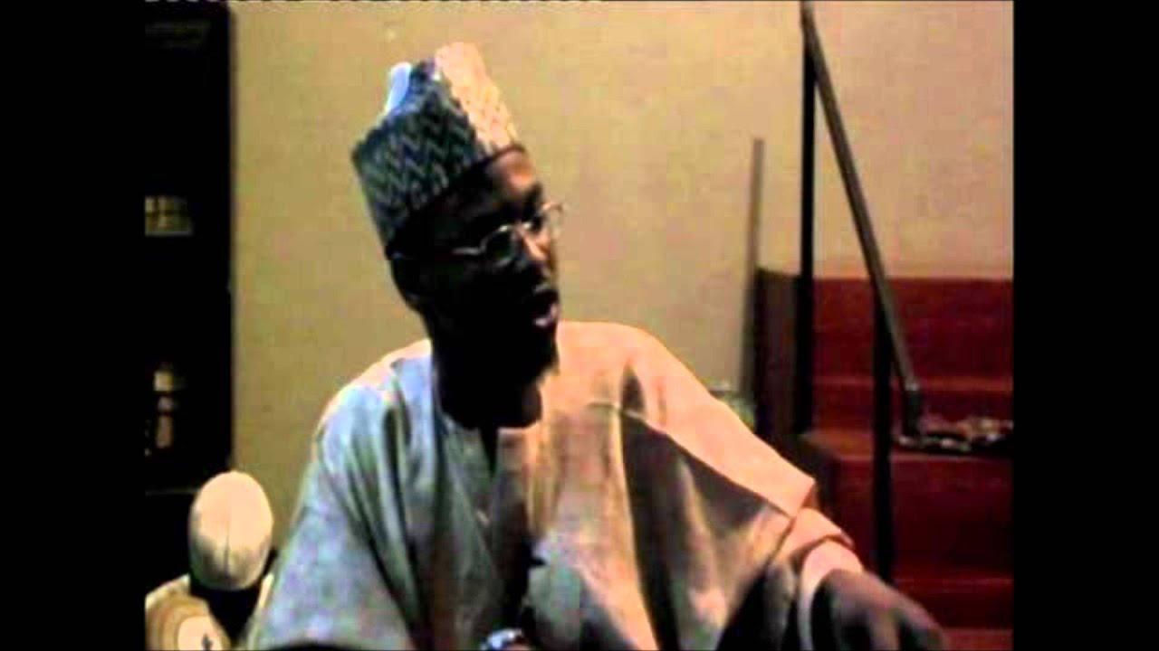 Download Sheikh Isa Ali Ibrahim Pantami (Alamomin Tashin Alqiyama)