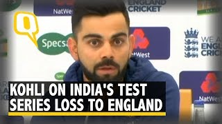 After England Series Loss, Virat Kohli Asked if This is Best Indian Team in 15 Years | The Quint
