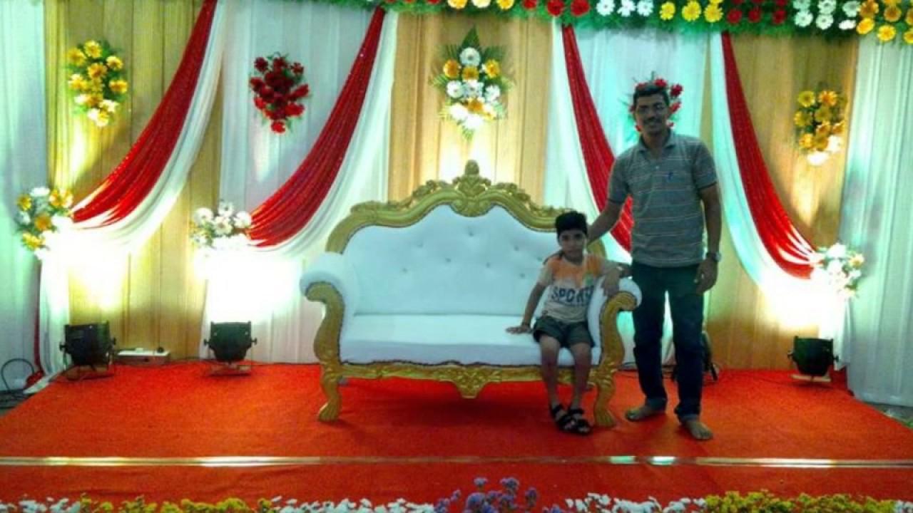 Madurai Decorators Engagement Stage Decorations Hotel