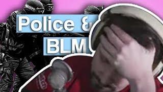 Police Brutality & Black Lives Matter - Debate with Twitter User