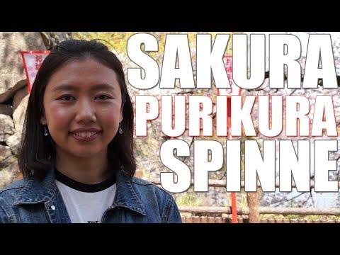 Kirschblüten In Nara Und Verrückte Purikura Bilder 【Mayu & Kevin In Japan   Japan Vlog】