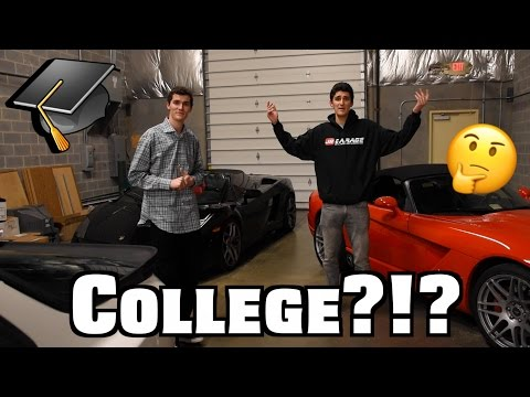 Should I Go To College?