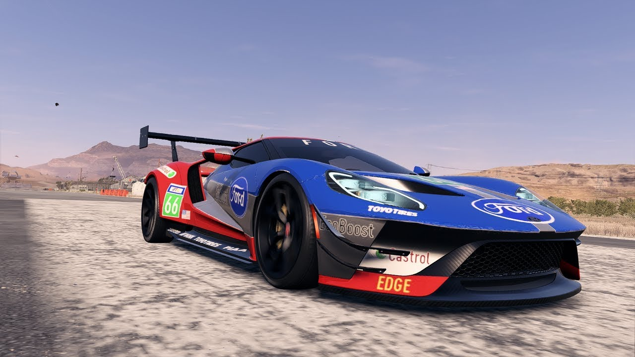 Need For Speed Payback Ford Gt Lv  Race Spec