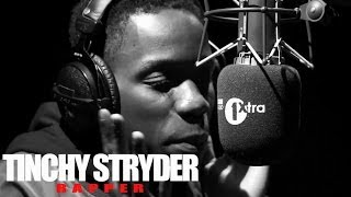 Tinchy Stryder - Fire In The Booth