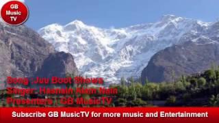 Shina New Song - Juuu Boot Shuwa - Singer - Hasnain Alam Nain - Presenters GB MusicTV