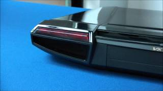 ASUS Lamborghini VX7Sx Notebook Hands-on Review