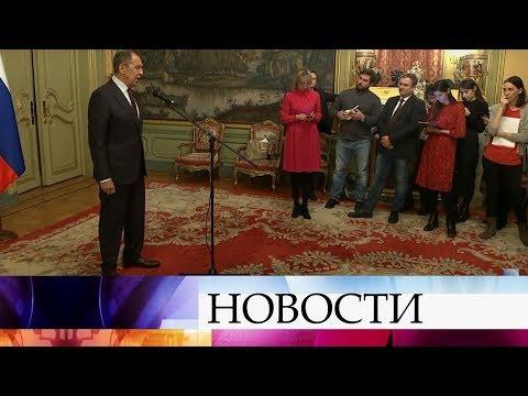 МИД РФ: Москва не будет отвечать на ультиматум Лондона. - Смотреть видео онлайн