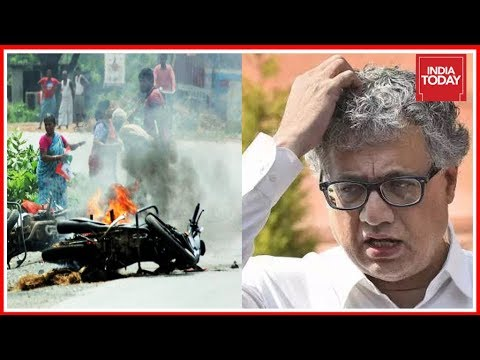 Bengal Poll Violence : Is Trinamool Using Muscle Power To Win Polls ? | News Today With Rajdeep