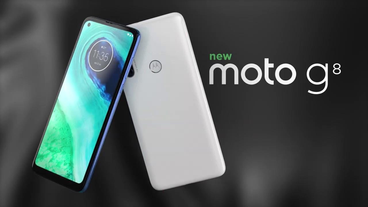 Motorola Moto G8: características, ficha técnica con fotos y precio