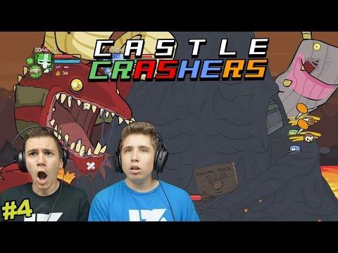 MINDIG CSAK EGY PICIN MÚLT AZ EGÉSZ!!   Castle Crashers #4