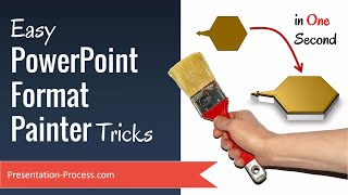 Easy PowerPoint Format Painter Tricks