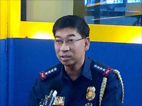 RS News: PNP Chief Nick Bartolome Calls for Peaceful and Orderly Semana Santa 2012