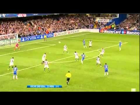 Chelsea vs Juventus 2-2 Oscar Golazo - Sky Sports Reaction ...