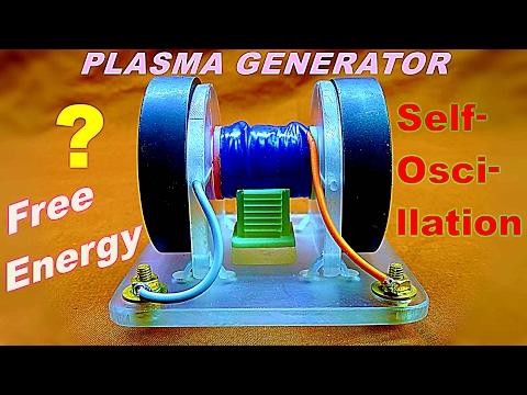 Radiant Energy Plasma Generator & DIY-Circuit!