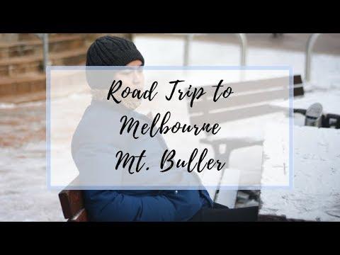 Random #11 Road Trip to Melbourne-Mount Buller