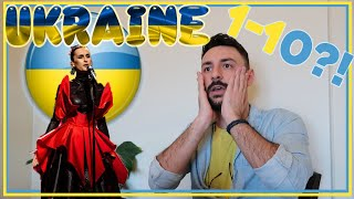 SERBIAN DUDE REACTING TO EUROVISION SONG CONTEST I UKRAINE 2020: GO_A - SOLOVEY