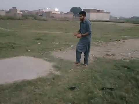 Funny video cricket match