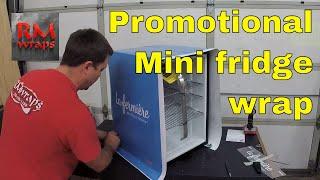 La Fermiere Mini Fridge Wrap Service Rm wraps. Doing live streaming 2018