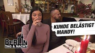 Berlin - Tag & Nacht - Schmieriger Kunde belästigt Mandy #1692 - RTL II