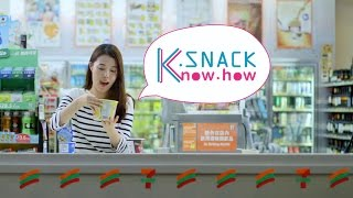 [M Vlog] K-Snack Know-How #4 - Instant Food Mix & Match