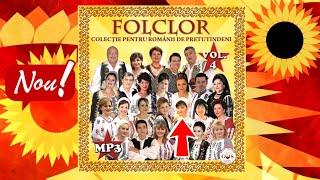 COLAJ ALBUM FOLCLOR - COLECTIE PENTRU ROMANII DE PRETUTINDENI