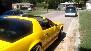 Repeat youtube video homie back from takin the iroc for a spin