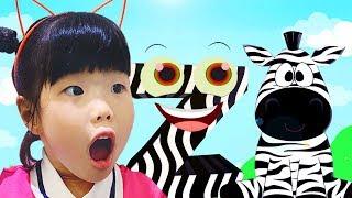 교육으로 동요와 아기의 노래를 ABC Song Mainan dan lagu ana anak
