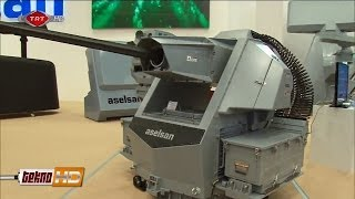 IDEF 13 Aselsan Teknolojileri - Aselsan Electro- Optic, Weapon and Electronic Warfare Systems