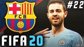 SWAP DEAL FOR BERNARDO SILVA!! - FIFA 20 Barcelona Career Mode EP22