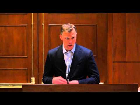 """Matthew Desmond of the Justice and Poverty Project on """"Evicted"""""""