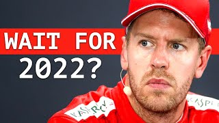 Should Vettel Take a Year Off? - Sainz is a Lot Better Than People Think