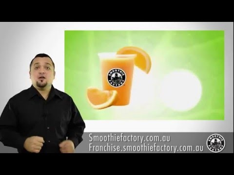 The Smoothie Factory Franchise