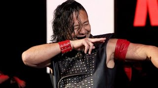 5 Facts You Probably Didn't Know About Shinsuke Nakamura