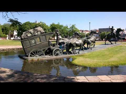 Montevideo, República Oriental del Uruguay. Visit Montevideo, Uruguay.