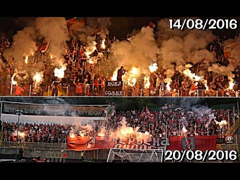 CSKA SOFIA VS NEFTOHIMIK AND PIRIN BLAGOEVGRAD !!!